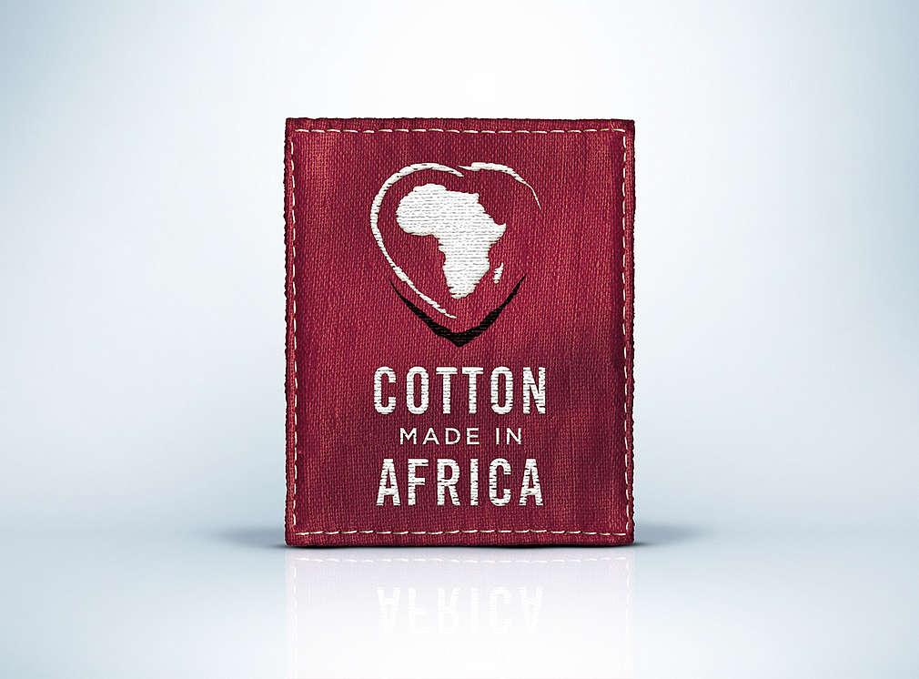 Produktsiegel: Cotton made in Africa