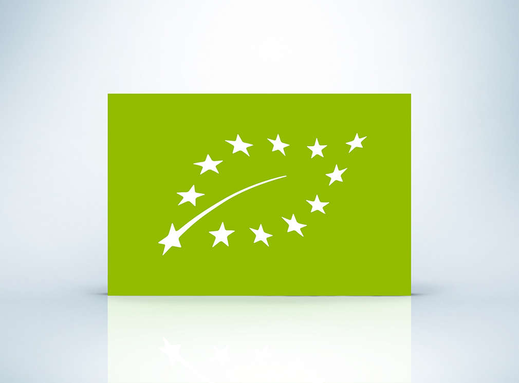 Produktsiegel: EU-Bio-Logo