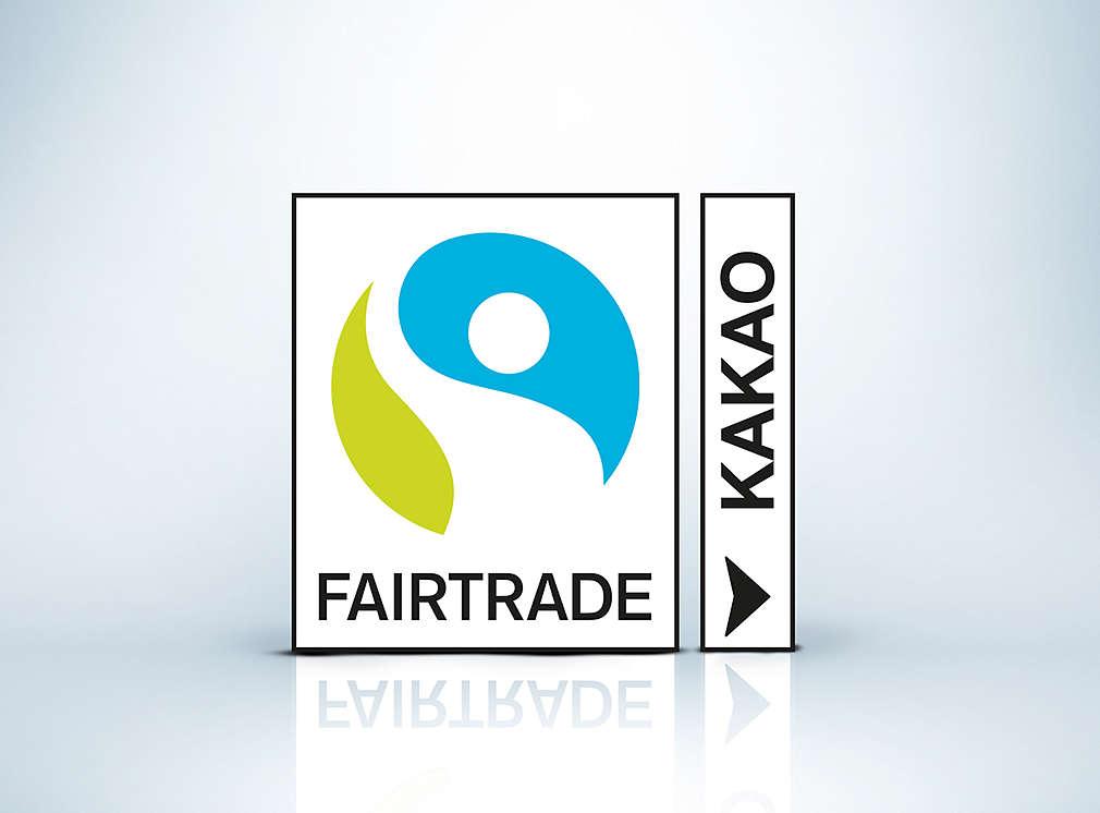 Produktsiegel: Fairtrade-Rohstoff-Siegel