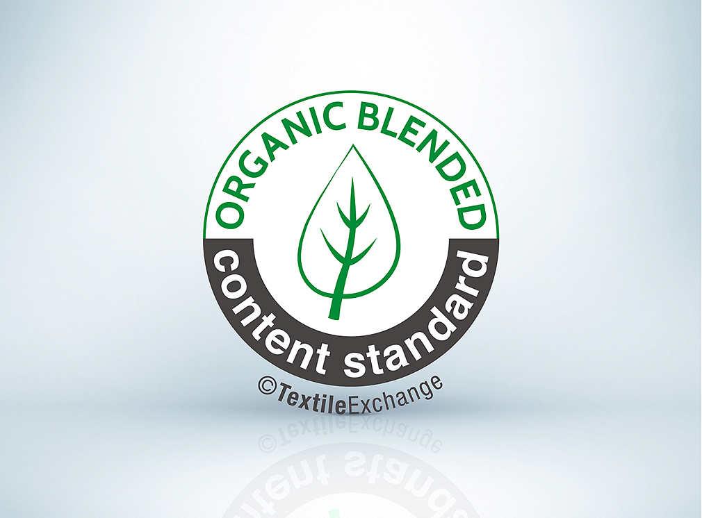 Produktsiegel: Organic Content Standard