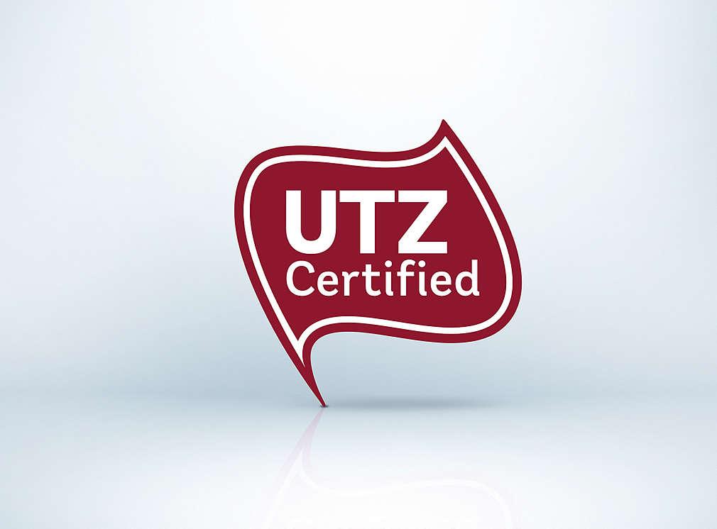 Produktsiegel: UTZ